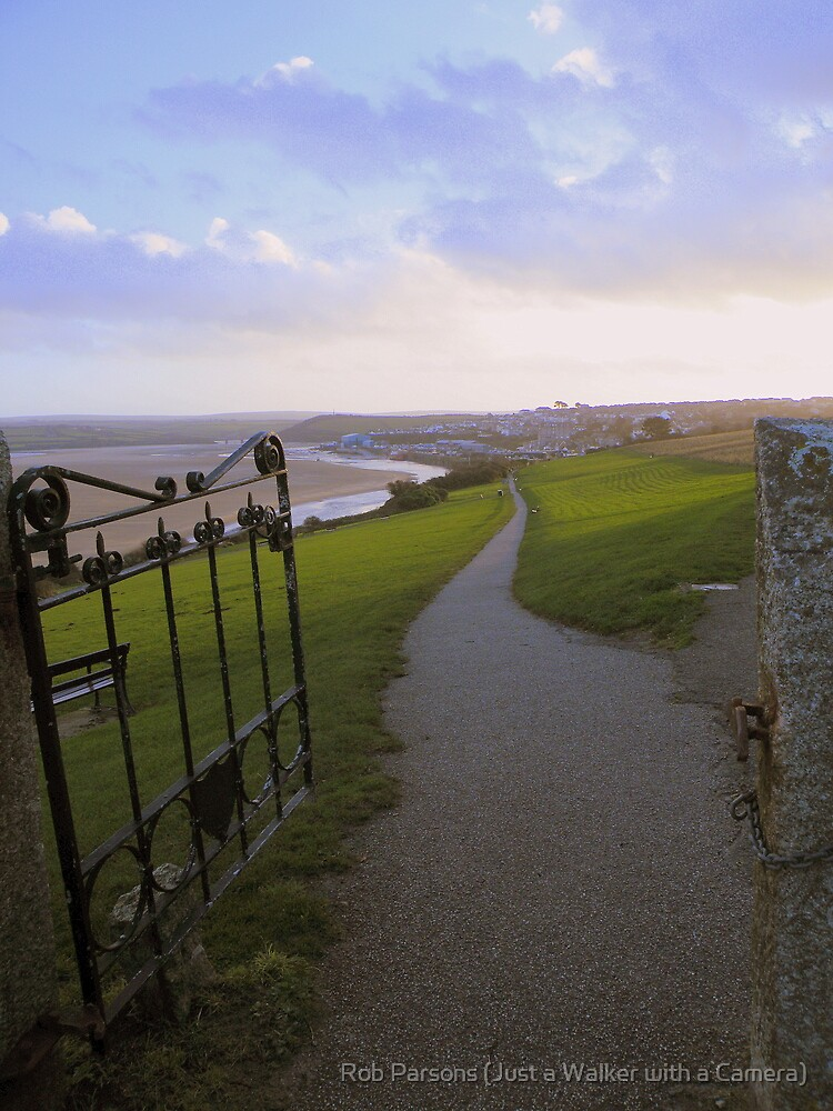 Cornwall: The Path to Padstow by Rob Parsons