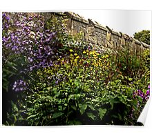 Chillingham Flower Art Poster