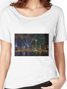 Symphony Of Lights Women's Relaxed Fit T-Shirt