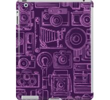 Paparazzi Purple iPad Case/Skin