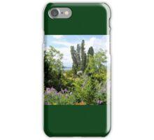 Rural Garden iPhone Case/Skin