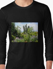 Rural Garden Long Sleeve T-Shirt