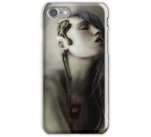 Thoughts' slave iPhone Case/Skin