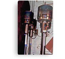 Dalek Heaters... Metal Print