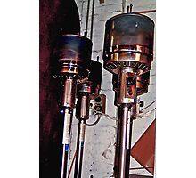 Dalek Heaters... Photographic Print