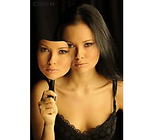 Double Identity Photographic Print