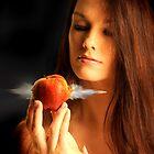 Apple and Bullett by Carnisch