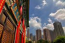 Wong Tai Sin Temple by Paul Thompson Photography
