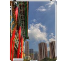 Wong Tai Sin Temple iPad Case/Skin