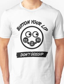 Button Your Lips T-Shirt