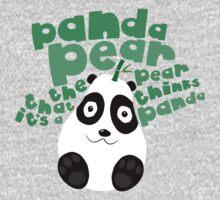 Pandapear One Piece - Long Sleeve