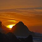 They call it Sunset Bay by Bryan D. Spellman