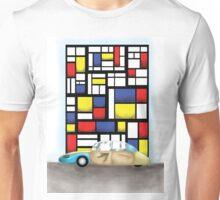 de car stijl Unisex T-Shirt