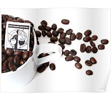 Fair Trade Coffee Poster