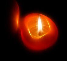 Christmas Candlelight by Lisa Kent