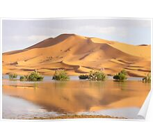 an amazing Morocco landscape Poster