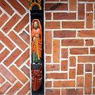 Wall. Aarhus, Denmark. by David Dutton