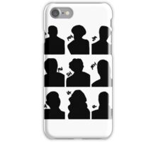 Sherlock Cast iPhone Case/Skin