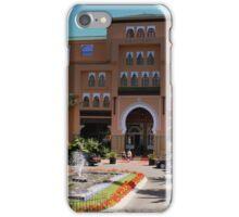 a desolate Morocco landscape iPhone Case/Skin