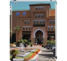 a desolate Morocco