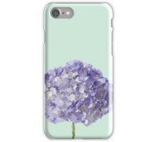 Meshed Up Hydrangea iPhone Case/Skin