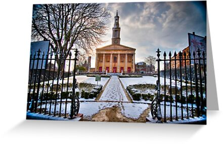 God Sends HIS LOVE this Christmas: Merry Christmas to All on RedBubble. by DonDavisUK