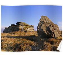 Dartmoor: Hollow Tor Poster