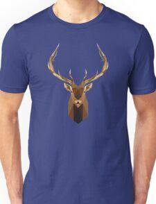 Geometric Elk T-Shirt