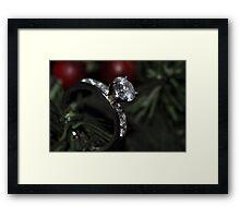Little Something For Christmas Framed Print
