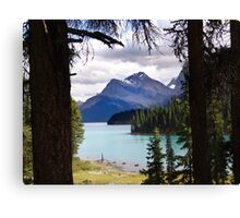 View From Spirit Island Canvas Print