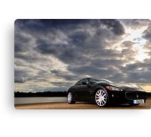 Maserati Gran Turismo .... Canvas Print