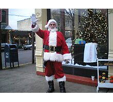 Ho, Ho, Ho Photographic Print