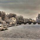 Ice bridge by baraka fadi