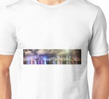 Hong Kong Skyline  Unisex T-Shirt