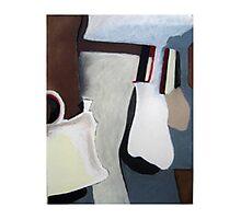 Bag Lady Photographic Print