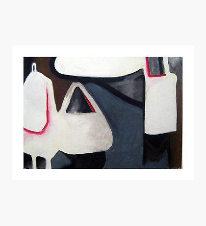Bag Lady #2 Photographic Print