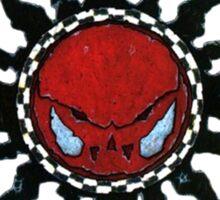 Evil Sunz - Da Red Onez Go Fasta Sticker