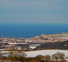 Whitby in the Snow! by dougie1page2
