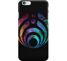 Bassnectar nebula galaxy iPhone Case/Skin