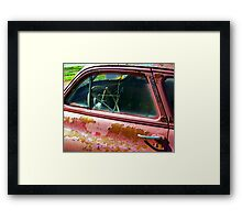 Lincoln Luxury Framed Print