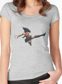 Xena Women's Fitted Scoop T-Shirt