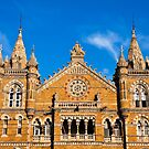Victoria Terminus by Nickolay Stanev