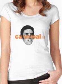 cannibal -eddie merckx Women's Fitted Scoop T-Shirt