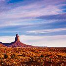 Monument Valley Desert by Nickolay Stanev