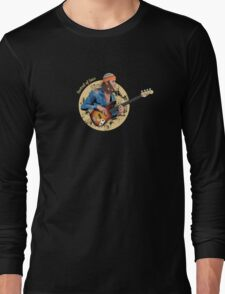 Portrait of Jaco Long Sleeve T-Shirt