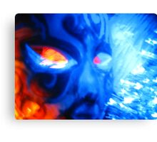 New Age Neptune Canvas Print