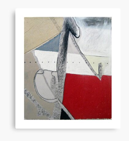 electricty Canvas Print
