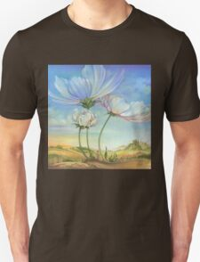 In the Half-shadow of Wild Flowers T-Shirt