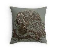 What the hell... ? Throw Pillow