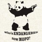 Who's endangered now MOFO?  (Large Print) by Jason Bran-Cinaed